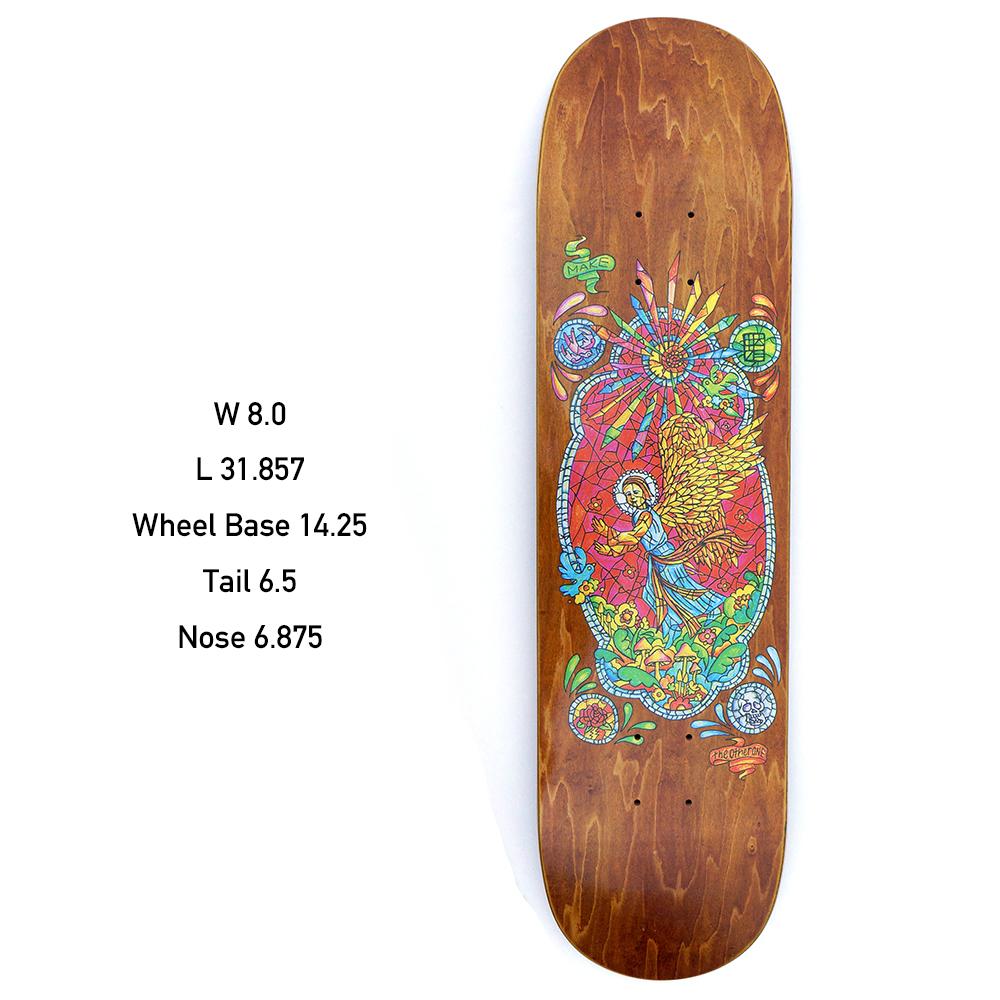 MAKE skateboarding