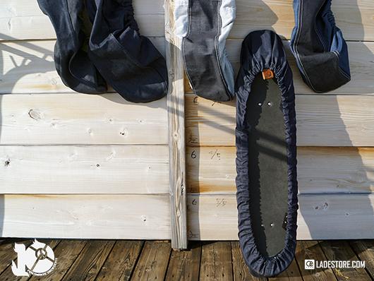 スノースケート専用カバー