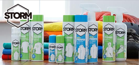 storm アウターウェアー洗剤