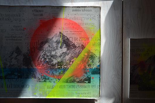 taka sudo mountain art